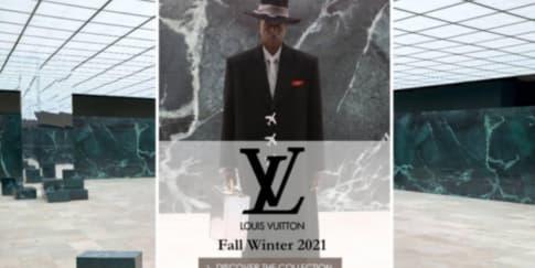 Men's Collection Fall-Winter 2021 Louis Vuitton