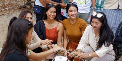 Plataran Menjangan Ajak Milenial Hijaukan Indonesia