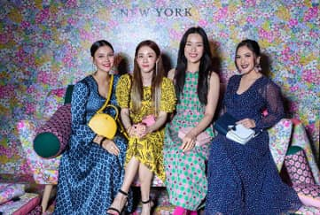 Pop Up Booth Spring Summer 2019 Kate Spade di Singapura