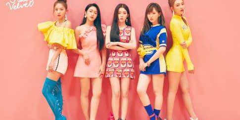 'Power Up', Video Musik yang Bikin Viral Red Velvet