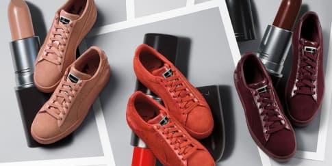 Puma Berkolaborasi Dengan Label Kosmetik Mac