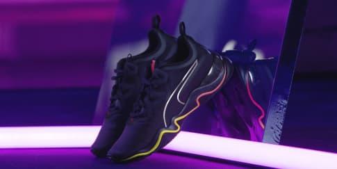 Puma Hadirkan Sepatu Training Baru 'Zone Xt'