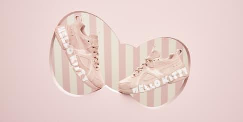 Puma Kembali Berkolaborasi Dengan Hello Kitty