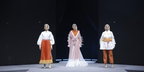 Ragam Tren Fesyen Muslim Meramaikan MUFFEST 2020