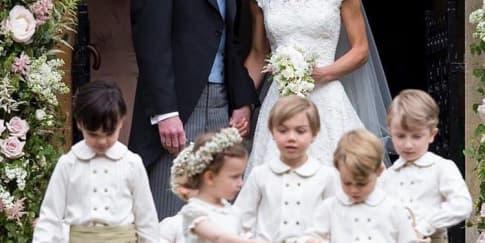 Rahasia Lengan Kencang Pippa Middleton Saat Menikah