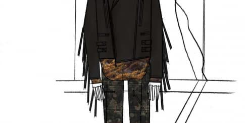 Rancangan Stella McCartney Untuk Justin Timberlake