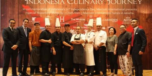 Rayakan Kemerdekaan Dengan Indonesia Culinary Journey