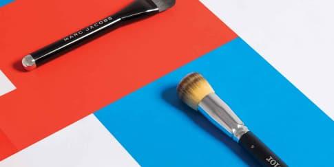 Rekomendasi Foundation Brush Yang Praktis Bagi Pemula