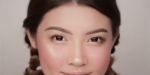 Rekomendasi Produk 'No-Makeup' Makeup Look Lidia Fang