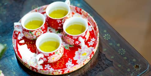 Rekomendasi Teh yang Digunakan Dalam Prosesi Tea Pai