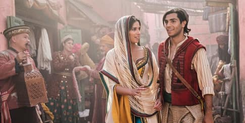 Review Film: 'Aladdin'