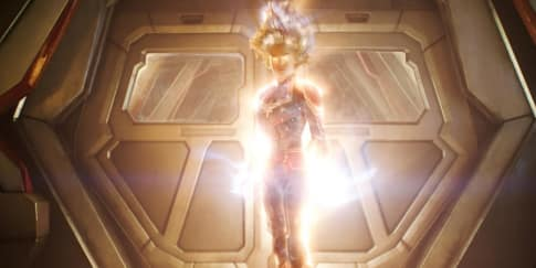 Review Film: 'Captain Marvel'