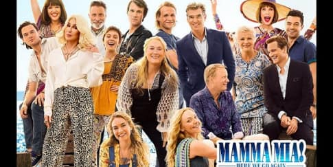 Review Film: 'Mamma Mia! Here We Go Again'