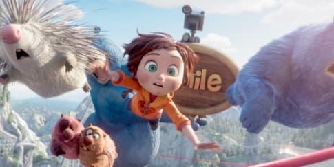 Review Film: 'Wonderpark'