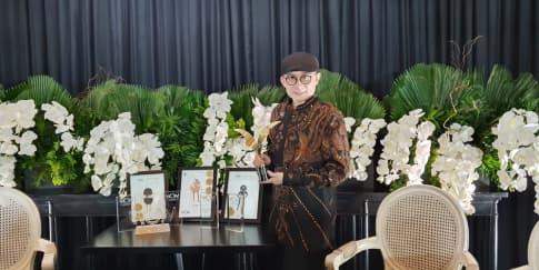 Rinaldy A. Yunardi Kembali Raih Penghargaan 'WoW'