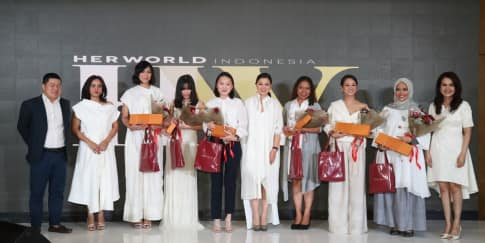 Riuh Malam Penghargaan 'Women of the Year 2018'
