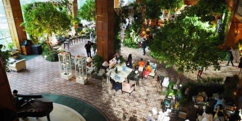 Riuh Pameran Pernikahan di Shangri-La Hotel Surabaya