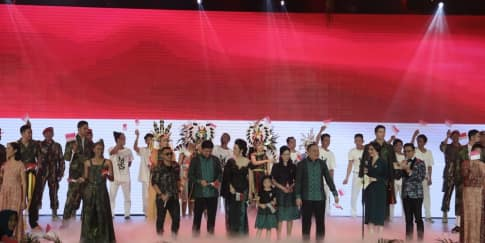 Riuh Perayaan HUT Sritex ke-52 dan Rekor MURI