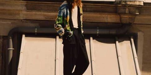 Saint Laurent Menswear Collection Spring Summer 2021