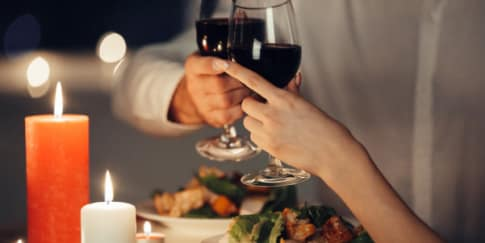 Ide Dinner Romantis bersama Pasangan