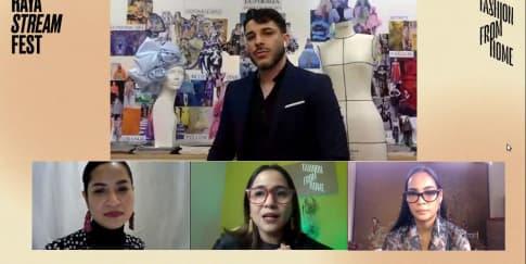 Biagio Belsito Menjadi Pembicara Di Raya Stream Fest