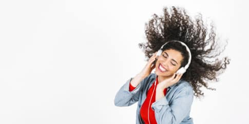 Selain Setel Lagu Favorit, Ini Cara Mudah Atasi Stres