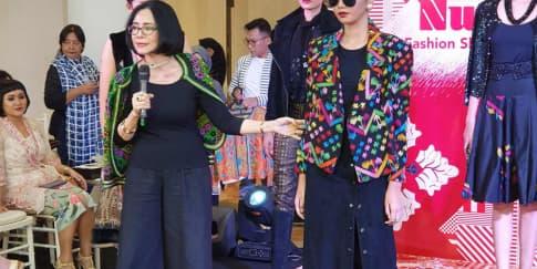 Semarak Merah Putih dalam Mode Indonesia