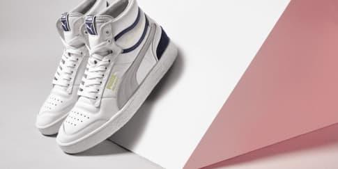 Sepatu Legendaris 'Puma Ralph Sampson OG' Hadir Kembali