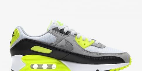 Sepatu Nike Air Max 90 Hadir Dengan Kejutan Easter Egg
