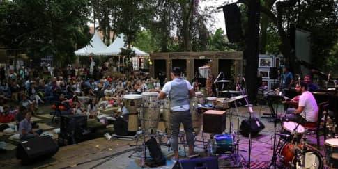 Sepotong Cerita dari Ubud Village Jazz Festival