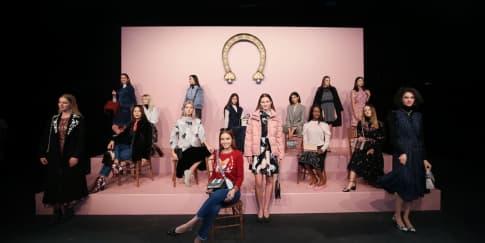 Serunya Peluncuran Koleksi Kate Spade Fall 2018