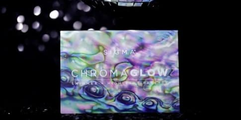 Sigma Hadirkan Palet Highlighter Chroma Glow
