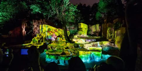 Singapore Zoo Hadirkan Atraksi Unik 'Rainforest Lumina'