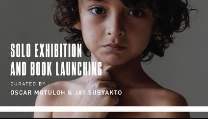 Solo Exhibition and Book Launching: Free Fall