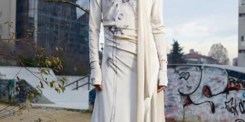 Koleksi Kilas Balik Fashion oleh Sportmax's Pre-Fall 2021