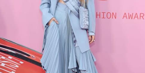 Spotted: Gigi Hadid Mengenakan Louis Vuitton