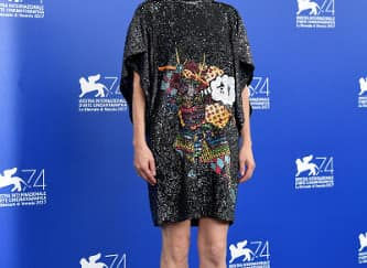 Spotted: Julianne Moore Mengenakan Louis Vuitton