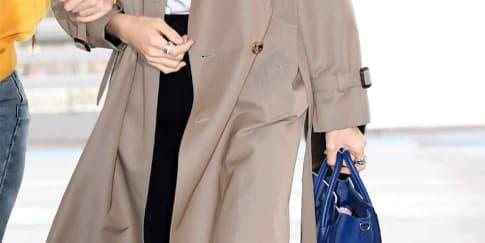 Spotted: Lisa 'Blackpink' Mengenakan Celine