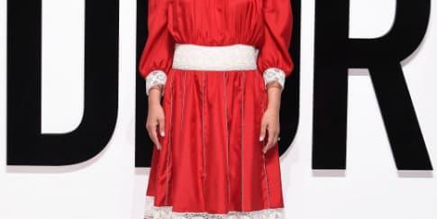 Spotted: Natalie Portman Mengenakan Dior