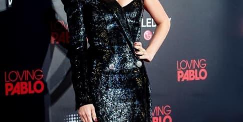 Spotted: Penelope Cruz Mengenakan Balmain