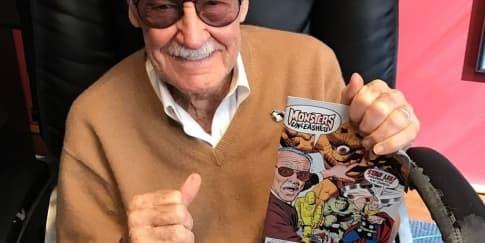 Stan Lee, Kreator Para Superhero Meninggal Dunia
