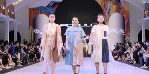 'Staple': Koleksi Batik yang Ramah Lingkungan