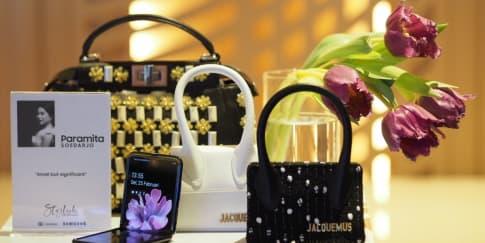 Stylish Cocktails Bersama Samsung Z Flip dan Herworld