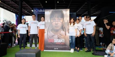 'Susi Susanti Love All' Angkat Kisah Perjuangan Atlet
