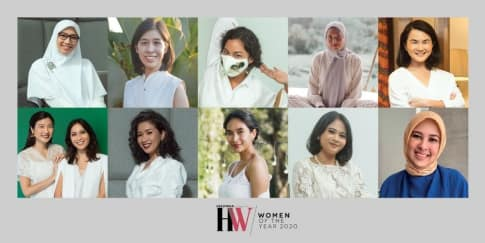 Ajang Penghargaan Women Of The Year 2020 Digelar Virtual