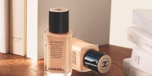 Chanel Luncurkan Les Beiges Foundation dalam Formula Baru
