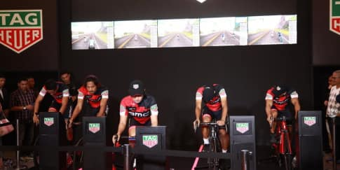Tag Heuer Adakan Sports Hub Exhibition di Senayan City