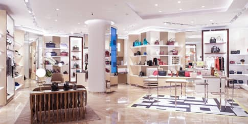 Tampilan Baru Butik Longchamp Plaza Indonesia