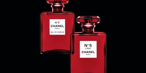 Tampilan Baru Wewangian Chanel 'No. 5'