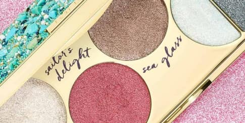 Tarte Hadirkan Eyeshadow Rainforest of the Sea Baru